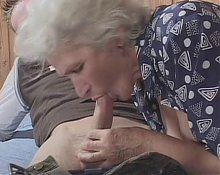 Big Tit Cocksucking Granny