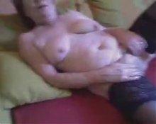 Granny Playing