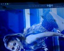 Ariana Grande cumshot 3