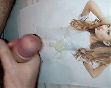 Ariana Grande, Singer - Cum Tribute #2
