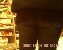 Sexy Bubble Butt Milf Jeans Ass 2