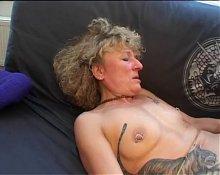 Tattooed Granny