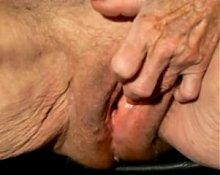 Granny Big Clit