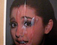 Ariana Grande Cum Blast