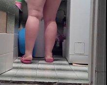 wife voyeur big ass