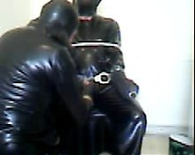 Two rubber friends part three.