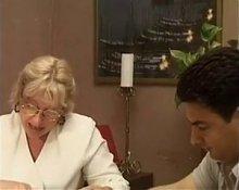Granny Teaches Italian