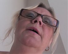 Granny in glasses 2