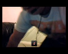 Grandpa show dick  webcam