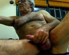 SEXY GRANDPA FROM BRAZIL