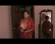 Solo #28 (Busty Granny two videos same GILF)