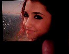 Ariana Grande's Cumshower #2