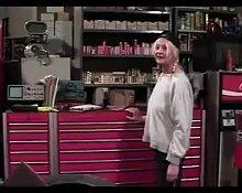 Granny Anastasia Fucks the Mechanic
