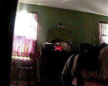Wife on hidden cam